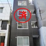 「中野新橋」新築1棟デザイナーズマンション利回り5.5%(満室稼働中!)