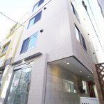 「幡ヶ谷」新築1棟デザイナーズマンション利回り6.5%